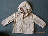 H&M - boys jacket age 2-3 years