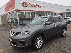 2015 Nissan Rogue S, AWD, NOT a RENTAL, Carproof Clean, Trade In