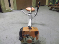 STIHL FS400 PETROL STRIMMER GOOD CONDITION AND GOOD WORKING ORDER.