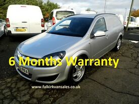 Vauxhall Astravan 1.7 CDTi 16v Sportive Panel Van 3dr