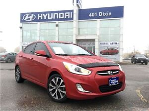 2015 Hyundai Accent GLS|SUNROOF|HTD SEATS|ALLOY WHEELS