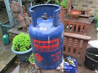 EUROGAS BOTTLE BUTANE EMPTY 13 KG