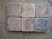 Marshalls Drivesett Deco Traditional Block Paving 110mm x 110mm x 50mm (66)