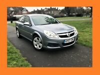Vauxhall Vectra 2.8 i Turbo V6 24v Elite 5dr (nav) LEATHER SEATS,HPI CLEAR