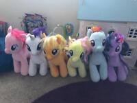My little pony build a bear set