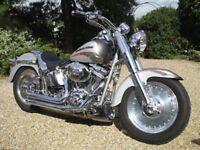 Harley Davidson FLSTFSE CVO FAT BOY 2005 Rare Model IMMACULATE