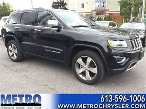 2015 Jeep Grand Cherokee Limited- 4x4 fully loaded
