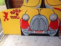 Noddy toddler bed