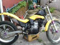 Scorpa Trials, Easy Sy 250, complete bike, £695.