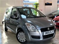SUPERB 2009 SUZUKI SPLASH 1.0 GLS 5DR+ LONG MOT+ FULL SERVICE HISTORY+ FREE DELIVERY TO YOUR DOOR