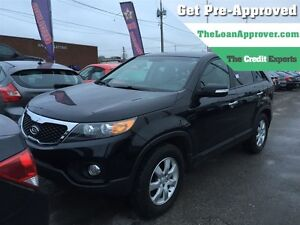 2011 Kia Sorento LX * HEATED SEATS * SAT RADIO