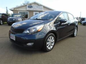 2013 Kia Rio LX+ w/ECO Auto Air Cruise PW PL Heated Seats