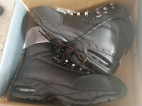 Trojan G50 Air Bubble Steel Toe Cap Trainer Boots