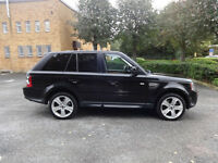 Land Rover Range Rover Sport Sdv6 Hse Luxury Auto Diesel 0% FINANCE AVAILABLE