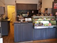 Cafe takeaway business on main rd leading to town centre