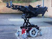 Salsa M HD. All Power Seating Upgrades. FREE Delivery. Mint Condition. Electric Wheelchair