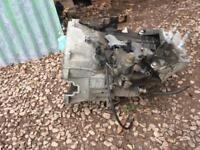 6 speed gearbox