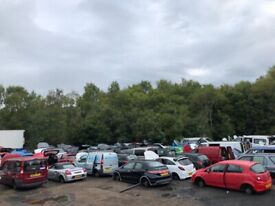 SCRAP CARS AND VANS WANTED ALL MODELS CHEAP CARS WANTED