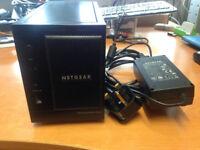 Netgear ReadyNas Duo. 2 bay NAS