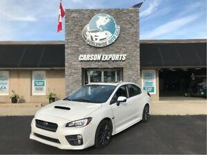 2016 Subaru WRX LOOK SPORT PACK! $200.00 BI-WEEKLY+TAX!