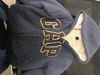 Winter coat & fleece hoodies
