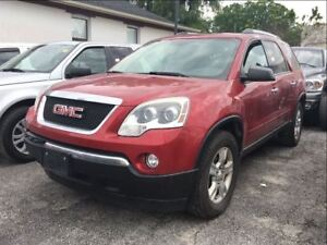 2012 GMC Acadia BACK TO SCHOOL SALE *REDUCED*
