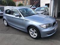 2009 59 Bmw 118D Se *Long Mot* *£30 Tax* Broad Street Motor Co