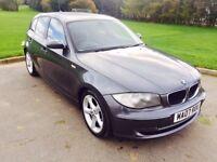2007 BMW 116i Sport Interior - vw golf merc c180 audi a3 a4 ford focus astra gti civic mini seat