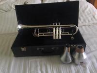 Yamaha 4335G B Flat Trumpet
