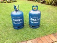 2 x Calor Gas 15kg Butane
