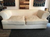 Very Comfortable Large 2 Seater John Lewis Sofa
