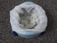 Potette Plus travel potty and liners