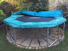 Trampoline 'Jump For Fun' 8ft