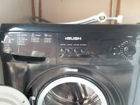 Great condition Bush 6kg Washing Machine (Black colour)