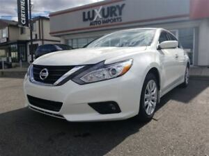 2016 Nissan Altima 2.5-CAMERA-FULL FACTORY WARRANTY