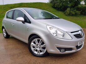 Vauxhall Corsa 1.4 i 16v SE 5dr (a/c) - LOW MILEAGE. FULL S/ HISTORY