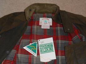 Stockman Drover Coat
