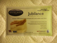 Memory Foam Mattress, Highgrove Beds, Jubilance