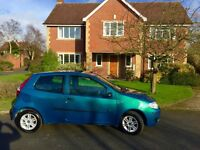 Fiat Punto Active 1.2L Long MOT, Only 53K Miles IMMACULATE INSIDE AND OUT. Cheap Running Costs.
