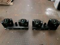 2x Showtec xs2 Moving Heads PAIR
