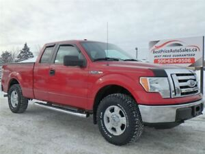 2011 Ford F-150 XLT! 5.0L V8! 4X4! CERTIFIED!