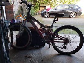 Bike for sale tel 07828159637
