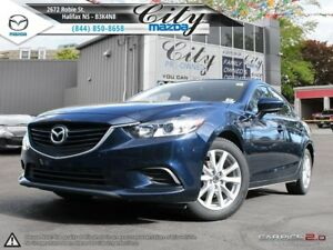 2017 Mazda Mazda6 GX LIKE NEW! SAVE!