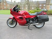 BMW K1100 RS motorcycle. 1995. Full MOT at point of sale.