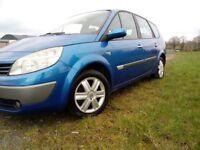 Renault Grand Scenic ** 7 seater** £750 ono