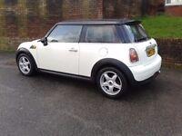 2007 Mini Cooper 1.6 Diesel, £30 a year road tax