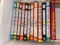 Diary of a wimpy kids collection