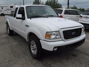 2009 Ford Ranger XL/Sport/XLT/FX4/Hors route