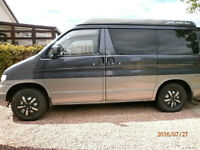 mazda bongo friendee 2.5 diesel auto 4wd auto freetop