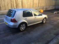 CHEAP 2003 VW GOLF 1.9 GT TDI (130 BHP) £850
